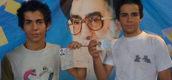 Iran : le carnaval jusqu'au vote