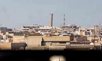 la mosquée Al Nouri