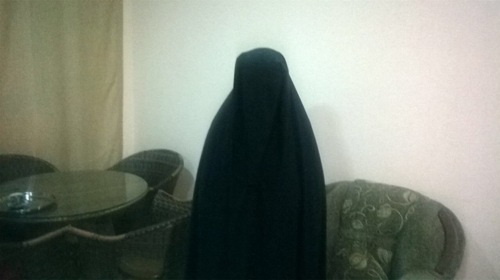 chretienne enlevée par Daesh